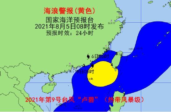 台风卢碧实时路径图