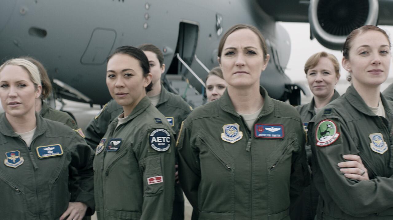 美国空军女性军人
