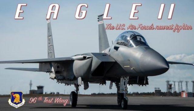 F-15EX戰機將首先在美國空中國民警衛隊形成作戰能力