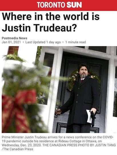 《多伦多太阳报》报道截图