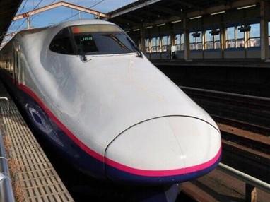 JR东日本公司利用新干线运送海鲜