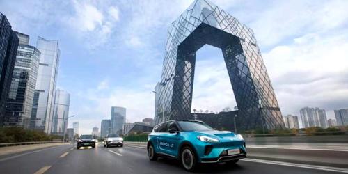 中国电动汽车的领先优势不断扩大
