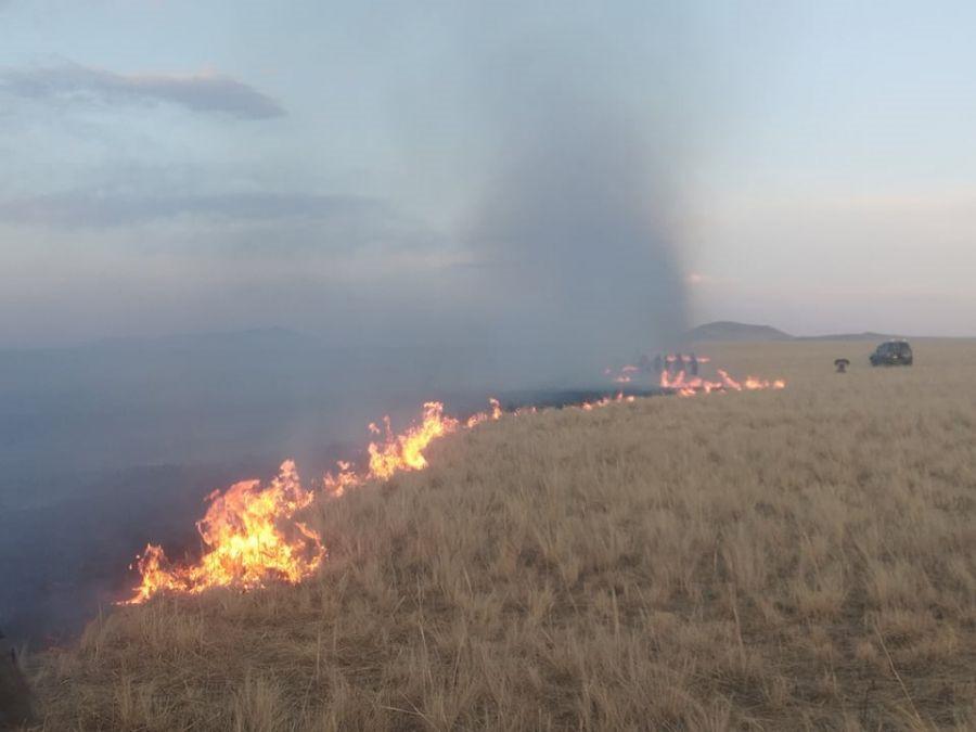 蒙古國草原火災蔓延至中國境內 蒙古國草原火災是怎么發生的