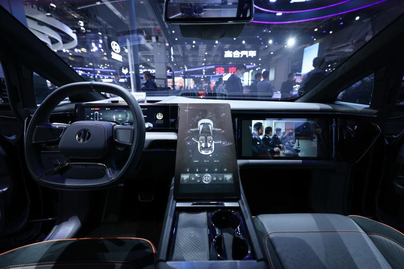 高合HiPhi X搭载骁龙汽车5G平台和骁龙汽车820A平台