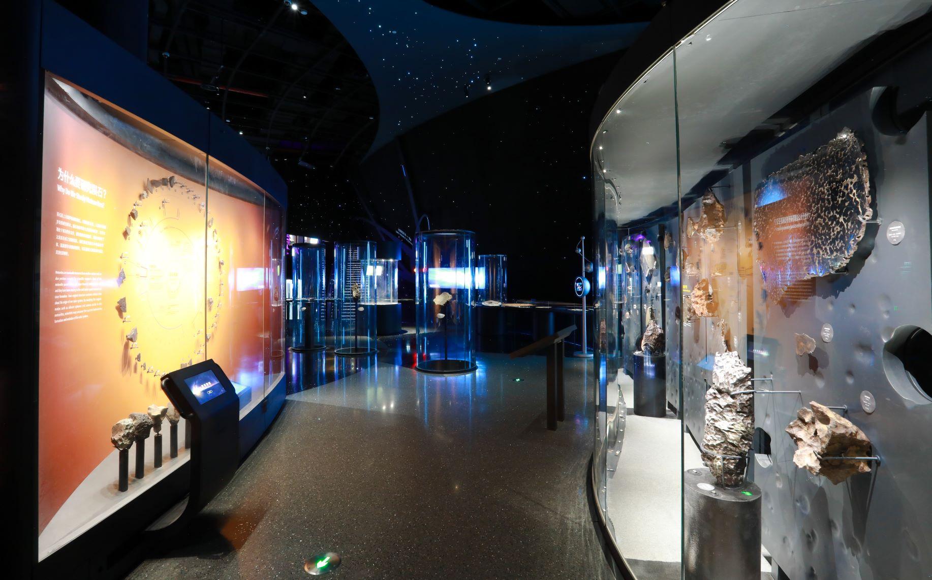 上海天文馆:一座仰望星空、脚踏实地的科普旅游新地标